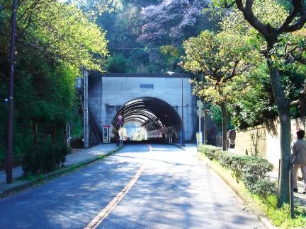 新佐輔トンネル